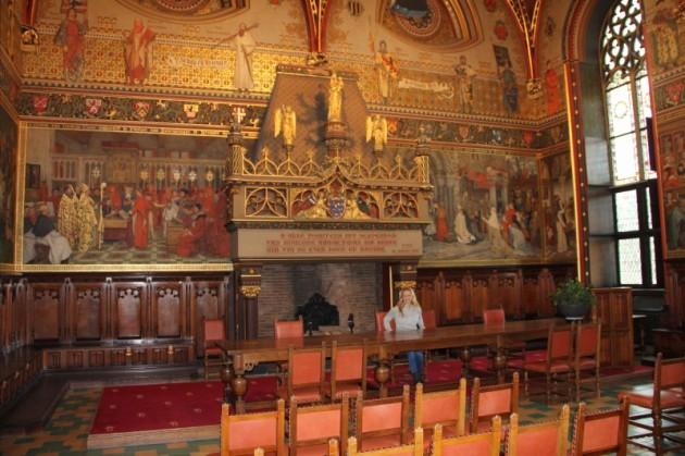 Belgium Brugge Hall